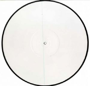 "4 MINUTES - OFFICIAL USA 12"" WHITE VINYL TEST PRESSING"